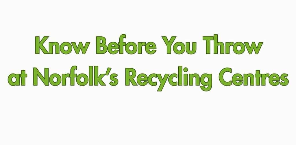 Video Guide to Recycling Centres